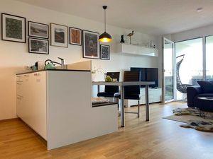 Lässige 3-Zimmer-Wohnung<br />in Lustenau