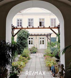Rarität! Dachgeschoss-Maisonettewohnung in der Altstadt beim Kurpark