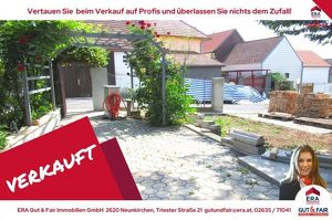 Weppersdorf: Zwei Wohneinheiten in einem Gebäude