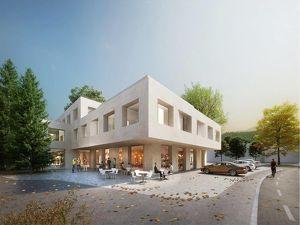 AM PULS - 3-Zimmer-Dachterrassenwohnung im Zentrum von Rankweil - W12