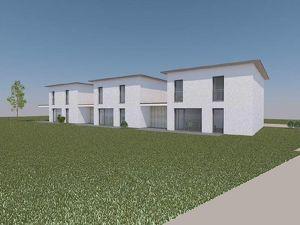 Höchst: Einfamilienhäuser in verdichteter Bauweise