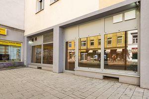 Neulerchenfelder Straße - großräumiges Geschäftslokal mit Auslagen zu vermieten