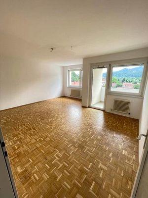 Sonnige 3 Zimmer Mietwohnung am Murufer mit Loggia und Parkplatz! Provisionsfrei!