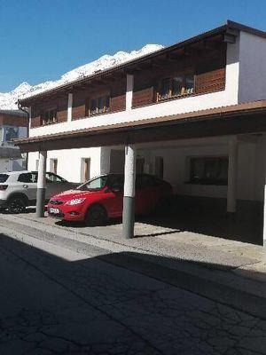 Wohnhaus mit Ferienwohnungen in Obergurgl