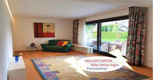 10 min per Rad von Altstadt Salzburg: HAUS mit GARTEN & Sauna bis zu 6 Monate bzw. nach Absprache - im schönen Stadtteil Aigen - Nähe Schloss Aige