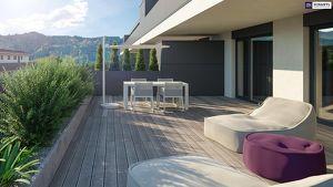 ITH LEISTBARES und TOLLES PENTHOUSE! 63 m², 3 ZIMMER, 26 m² SONNENTERRASSE! EIGENPLANUNG und PROVISIONSFREI! ZIEGELMASSIV-BAUWEISE, FINANZIERUNGSBERAT