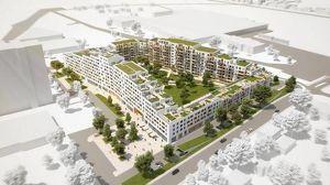 Straßgang - Erstbezug - Quartier 4 - 42m² - 2 Zimmer - großer Balkon und Loggia - tolle Infrastruktur