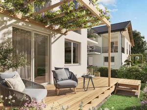 Raaba - Erstbezug - 35m² - 2 Zimmer Erdgeschoßwohnung mit Terrasse und Garten - inkl. Parkplatz