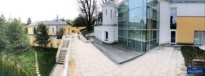 Luxuriöse Architektenvilla mit Verwendungspotential in Parkanlage/ZELLMANN IMMOBILIEN
