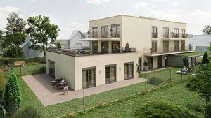 NEUBAU(T)RAUM – 3-Zimmer – Balkon – hervorragende Lage - Gutenbergstraße