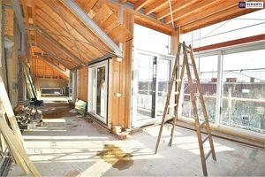 Ihre Nachbarn werden Sie beneiden! Traumhaft Wohnen im Dach mit traumhafter Dachterrasse + Fernblick + Tolle Raumaufteilung!