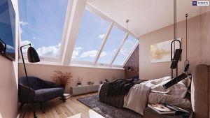 Ab ins Dachgeschoss mit hofseitigem Balkon! Hochwertige Ausstattung + Ideale Raumaufteilung + Traumhaftes, rundum saniertes Altbauhaus! Nicht lange zö