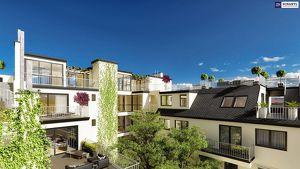 2-Zimmer mit großer Terrasse! Ab ins Dachgeschoss ohne Schrägen! Hochwertige Ausstattung + Ideale Anbindung + Rundum saniertes Haus!
