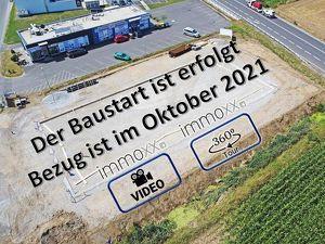 Baubeginn ist erfolgt - Hallen/Garagen mit 23 Stellplätzen in der Nähe von Gleisdorf - - Die clevere € Anlage