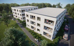 Mein eigener Garten- Wohnoase Hammerwerkgasse Vöcklabruck! Geförderte Eigentums- und Anlagewohnungen! TG-Platz jetzt kostenlos!