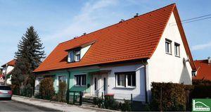 AUSSEN SANIERTE KLEINE KOLONIE! Traumhafte Häuser und Gärten zum sanieren!