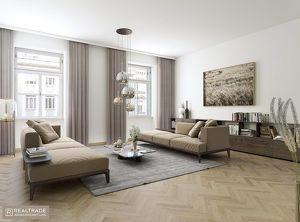 NEW PRESTIGE - Exklusive 3 Zimmer Erstbezugswohnung in top Lage (inkl.Garagenplatz)