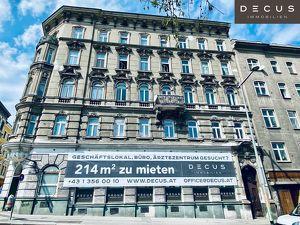 UNBEFRISTET | Büro-/Geschäftsfläche direkt an der U6 | Eckhaus |