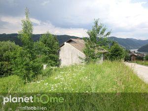 Abgeschiedene Hanglage mit Donaublick - kein Bauzwang