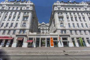 Attraktive Geschäftsfläche gegenüber dem Wiener Naschmarkt im 5. Bezirk ZU VERMIETEN