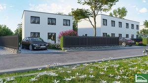 Ein Höchstmaß an Gemütlichkeit kombiniert mit modernem Design – Ziegelmassivhäuser mit tollem Garten – Hochwertige Ausstattung uvm.
