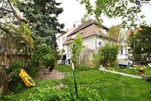 TOP Gelegenheit! Sanierungsbedürftige Villa mit Charme und großem Garten in toller Lage in Korneuburg! Verwirklichen Sie hier Ihre Träume!