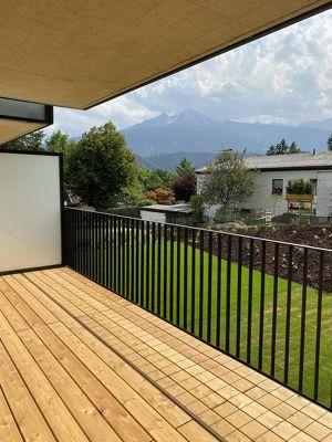 Kranebitten: 2-Zimmer Neubau-Wohnung mit Balkon (AW03)
