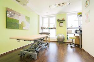 Barrierefreier Behandlungsraum in TOP LAGE im Südpool Steyr!