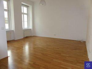 Ruhiger 38m² Altbau beim Naschmarkt - 1060 Wien