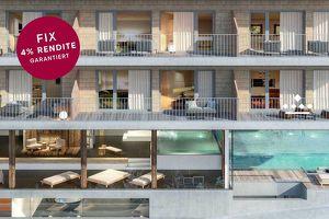 4% Fix-Rendite auf Anlegerwohnung in Montafon
