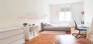 Innenstadt: großzügige, ruhig gelegene, gepflegte Altbauwohnung, 4 Zimmer+ große Küche