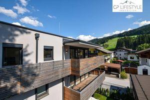 Moderne Penthousewohnung in Liftnähe in Scheffau