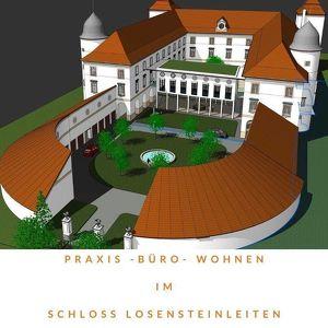 Praxis-Büro-Wohnen im Schloss Losensteinleiten