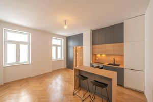 ++ NEW ++ BEST LOCATION-Mariahilferstraße, quiet backyard! equipped with high-quality, custom-made carpenter furniture!