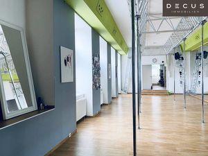 YOGA-STUDIO, GYM, TANZ | direkt an der U6 | UNBEFRISTET |