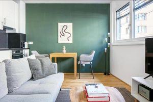Moderne und schöne Wohnung mit einem Schlafzimmer