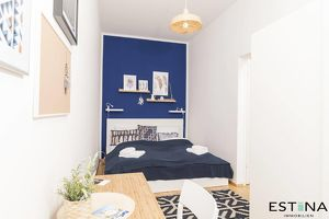 Möbliertes schönes Apartment bei U6 Dresdner Straße - Kurzzeitmiete möglich