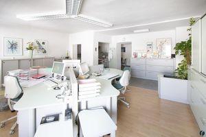 Neu adaptiertes Büro in zentraler Lage