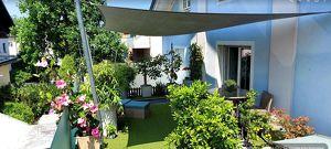 Terrassentraum!!! 4 Zimmer-Wohnung in zentraler Stadtlage Herrnau/Nonntal