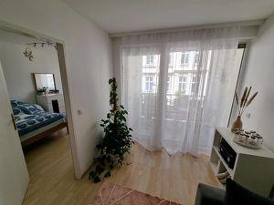 Balkonwohnung Dietrichsteingasse - Ruhelage