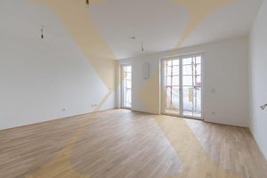 NEUBAU! Attraktive Einsteiger-Wohnung mit tollem Balkon zu vermieten! (Top 2.05)