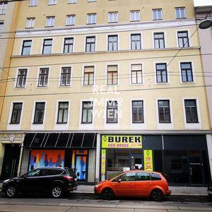 1160 Wien/ Übernahme von 3 Geschäftslokalen auf der Thaliastrasse, 6,85% Rendite p.a.!