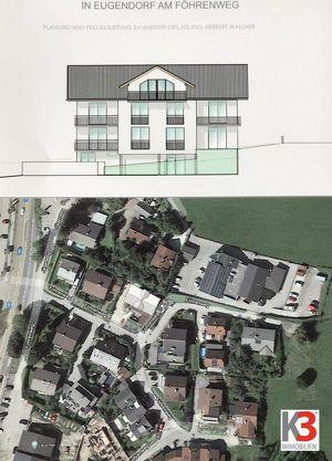 Eugendorf - Neubau -Wohnbaufördrung möglich/ provisionsfreie 2-Zimmerwohnung mit Garten und Balkon zu kaufen!!!