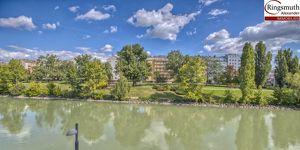 URBAN ISLAND - Maisonette Büro in trendiger, zentraler Lage - direkt am Donaukanal!
