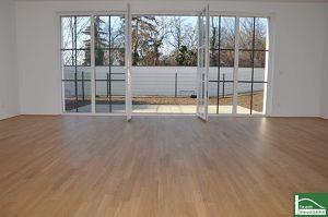 Sofort einziehen! Erstbezug! 3 Etagen mit Garten & Terrasse & Dachterrasse!