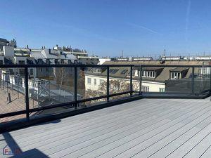.***Einzigartige Wohnung mit Dachterrasse in bester Lage***