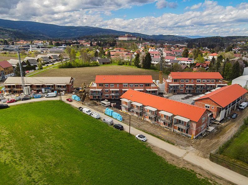 Projekt-Schlossblick: 2-Zimmer Eigentumswohnung in Stainz /Haus A/Top 9