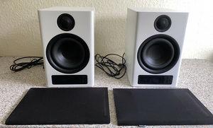 Nubert nuPro X-4000, 2 Stück, Weiß, Neuwertig