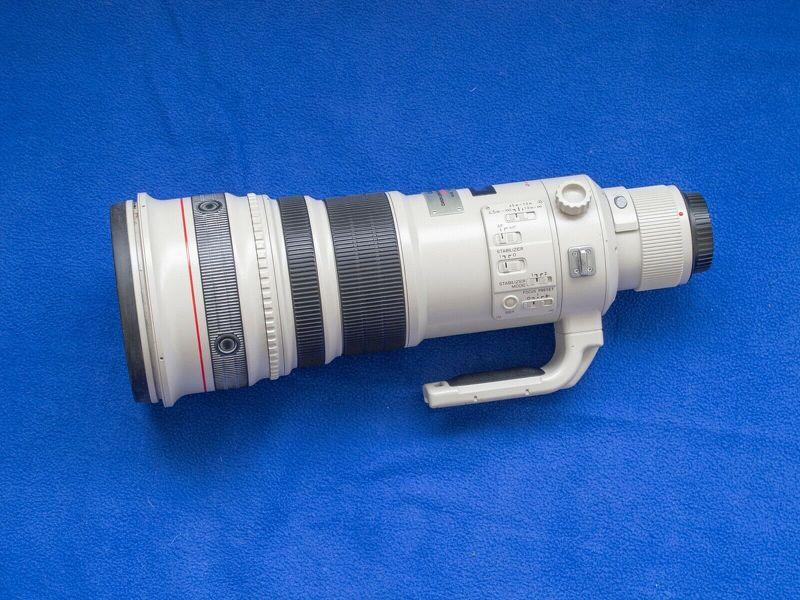 Canon Objektiv 500mm 1:4 L IS USM