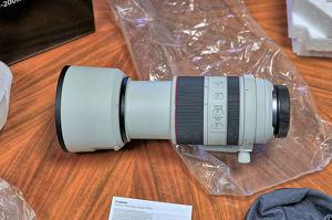 Canon RF 70-200mm F/2,8 L IS USM Teleobjektive